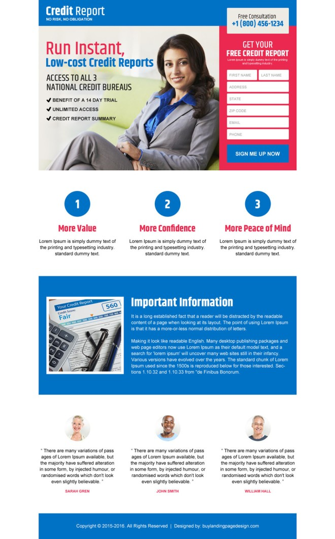 low-cost-credit-report-service-lead-generation-high-converting-landing-page-design-006